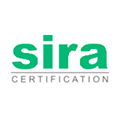 Sira Certification Logo